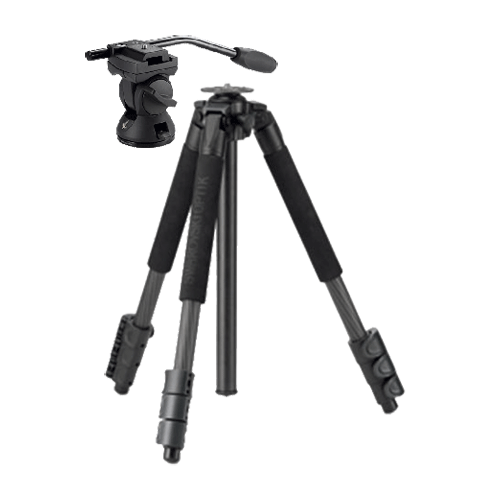 Swarovski Tripods Carbone CT Travel + Tete DH 101