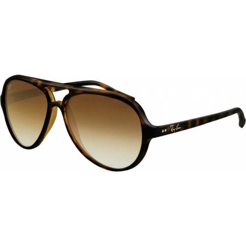 Ray-Ban Cats 5000 Light Havana Brown Gradient