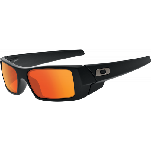 Oakley Gascan Matte Black Ruby Iridium