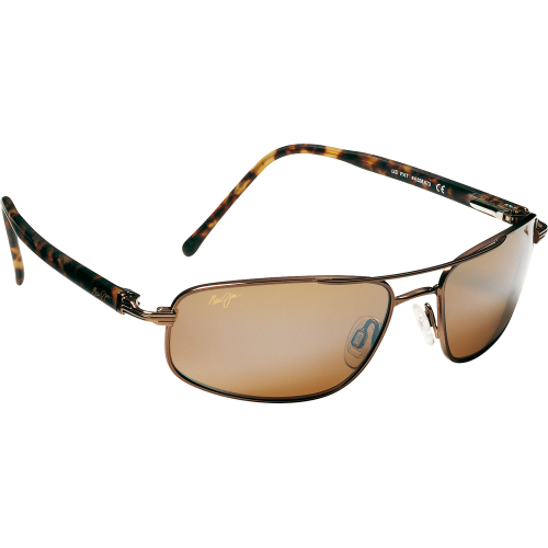 Maui Jim Kahuna Metallic Gloss Copper HCL bronze mineral ST Polar+