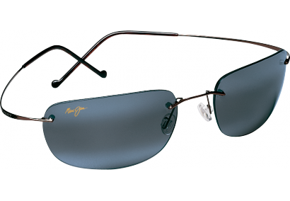 Maui Jim Kapalua Gunmetal Neutral Grey Polar+