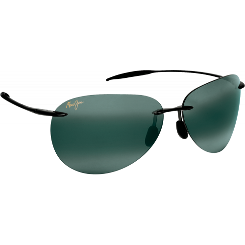 Maui Jim Sugar Beach Black Neutral Grey Polar+