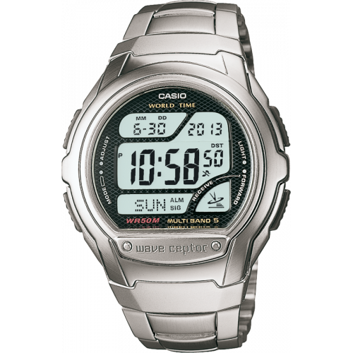 Casio Wave Ceptor WV-58DE-1A
