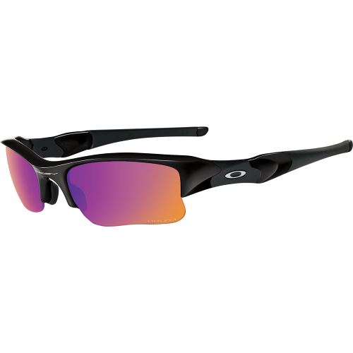 Oakley Flak Jacket XLJ Polished Black Prizm Black Iridium