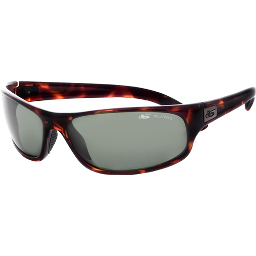 Bolle Anaconda Dark Tortoise Polarized Axis