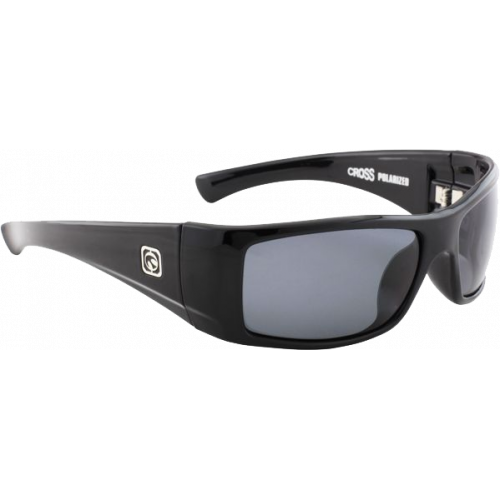 Mundaka Cross Black Grey Polarized