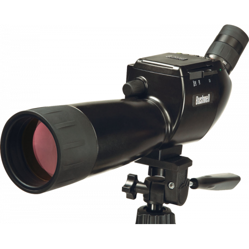 Bushnell Image View Spotting Scope w 5.1MP LCD SD