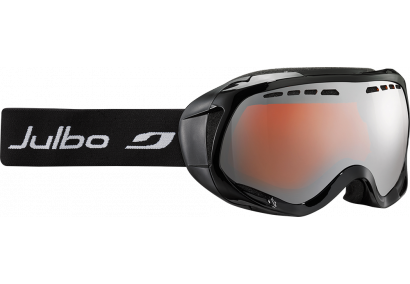 Julbo Jupiter OTG Black Orange Flash Silver