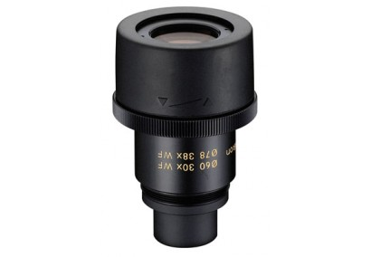 Nikon eyepieces  30(38)x WF Fieldscope