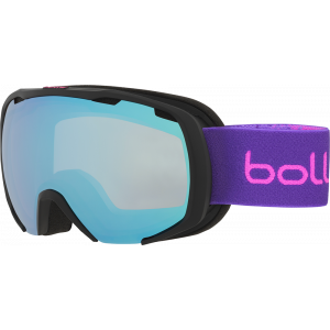 Bolle Royal 6-10 ans Matte Black/Purple Spray Aurora