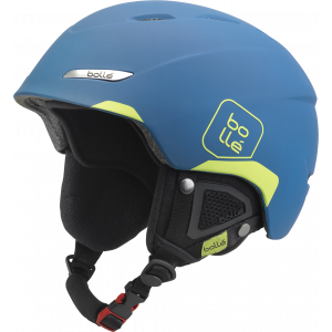 Casque Bolle B-Yond Bleu/Lime