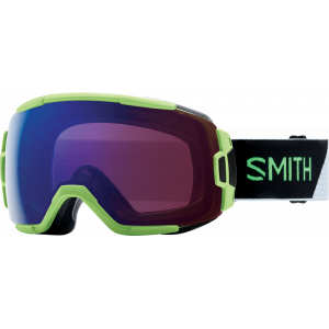 Smith Masque de ski Vice Reactor Split ChromaPop Photochromic Rose