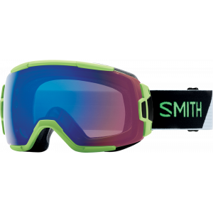 Smith Ski Goggles Vice Reactor Split ChromaPop Storm