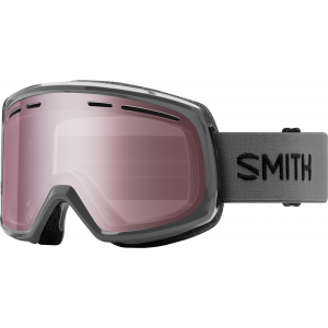 Smith OTG Ski Goggles Range Charcoal Ignitor Mirror