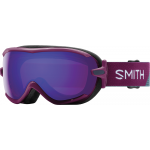 Smith Ski Goggles Virtue Grape Split ChromaPop Everyday Violet