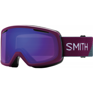 Smith Masque de ski Riot Grape Split Chromapop 2 ecrans