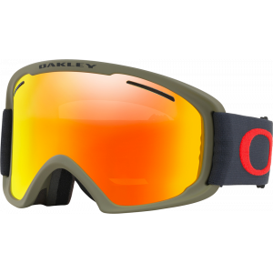 Oakley O2 XL Canteen Iron Fire Iridium