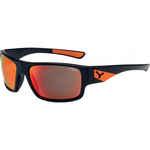 Cebe Whisper Matte Black/Orange Cebe Zone Grey Red AR