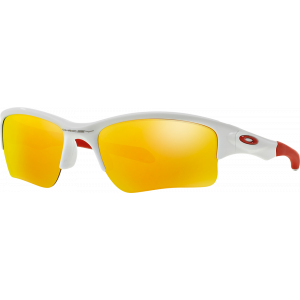 Oakley Frogskins Matte Clear Chrome Iridium