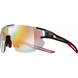 Julbo Aerospeed Noir/Rouge/Rouge Zebra Light