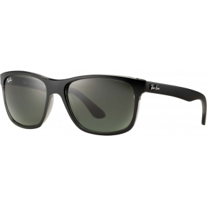 Ray-Ban RB4181 Black/Grey Green