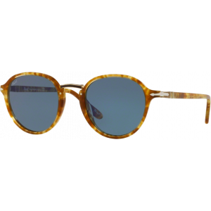 Persol 3184S Combo Evolution Light Havana Light Blue