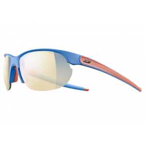 Julbo Breeze Matte Blue/VCoral Zebra Light