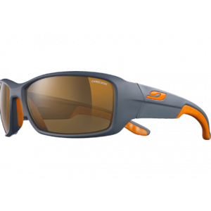 Julbo Run Gris Bleu/Orange Reactiv High Mountain 2-4 (Cameleon)