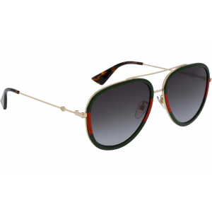 Gucci 0062/S Green/red/Gold Green Gradient