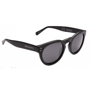 Mundaka Fuel Black Mat Grey Polarized