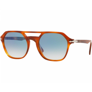 Persol 3206S New style Terra Di Sienna Ecaille Gris dégardé