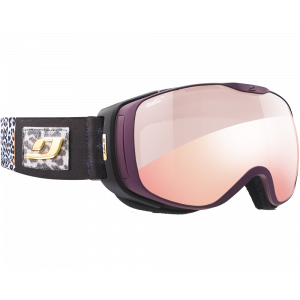Julbo Luna Purple Panther Zebra Light Red Red Flash