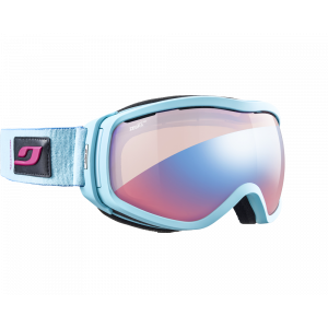 Julbo Elara Bleu Zebra Light Red