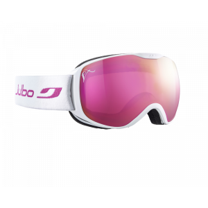 Julbo Masque de ski Pioneer Blanc/Rose Rose Flash