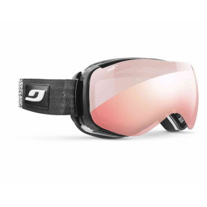 Julbo Starwind White/Black Zebra Light Red Flash Red
