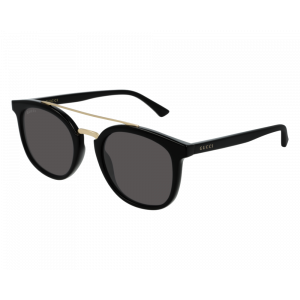 Gucci GG0403S Black/Gold Grey