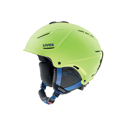 Uvex P1us 2.0 Lime Mat 55-59