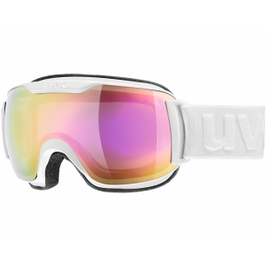 Uvex Downhill 2000 S FM White Pink Clear