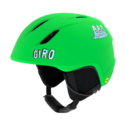 Giro Launch MIPS Junior Matte Bright Green Tagazoo