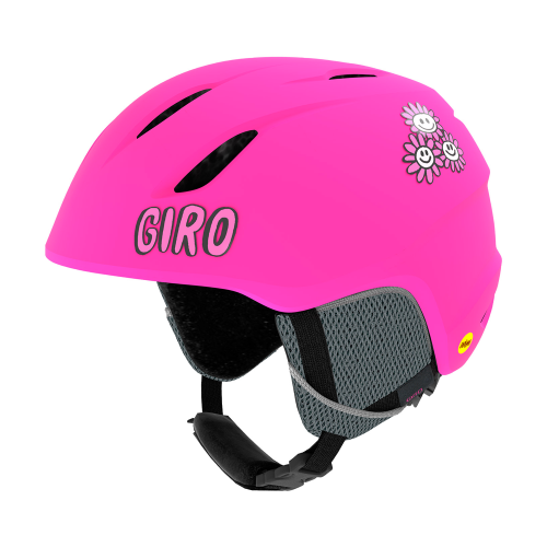 Giro Launch MIPS Junior Matte Bright Pink Daizee