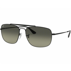 Ray Ban RB3560 The Colonel Silver Light Grey Gradient