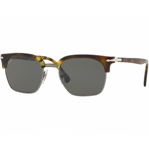 Persol 3199S Green Brown Tortoise/Silver Grey