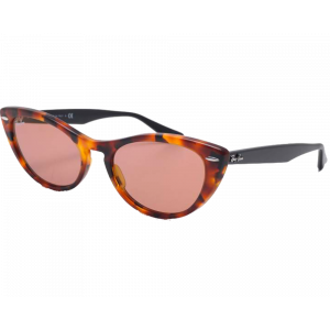 Ray Ban 4314N Nina Ecaille Rouge Violet Photochromique