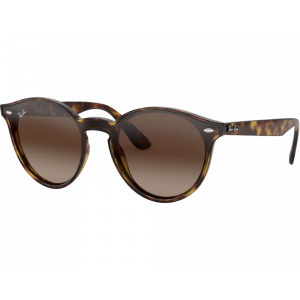 Ray-Ban Blaze Havane Marron Dégradé