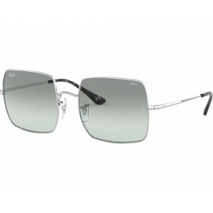 Ray-Ban 1971 Square Silver Light Blue Photochromic