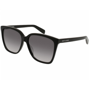 SAINT LAURENT SL 175 Black Black Grey