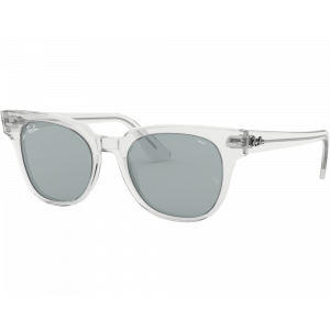 Ray-Ban RB2168 Meteor Transparent Bleu Photochromique