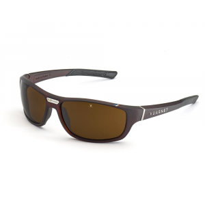 Vuarnet Racing 1918 Marron/Noir Brown Polar