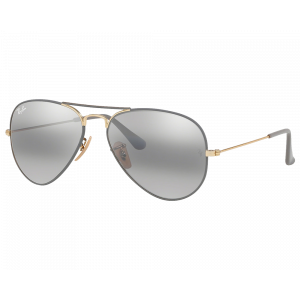 Ray-Ban Aviator Bronze Green Gradient