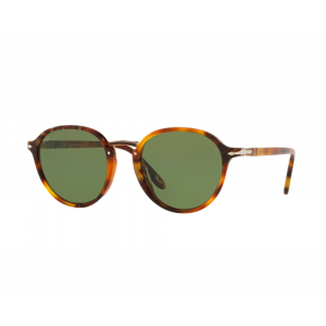 Persol 3184S Medium Tortoise Brown Green
